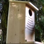 Wildlife World Red Squirrel Nest Box