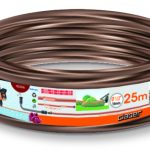 "Claber Dripper Tube – Brown "" (13mm) 25 Metre"