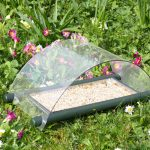 Wildlife World Archway Ground Feed with Steel Tray
