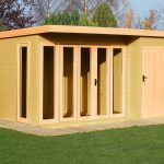 Shire 12 x 8 Aster Summerhouse