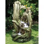 Bermuda Arden Woodland Collection Water Feature