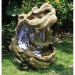 Bermuda Brightstone Woodland Collection Water Feature