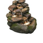 Bermuda Springs Eternal Woodland Collection Water Feature