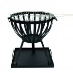 Premier Mariposa Bowl Brazier with Ash Tray