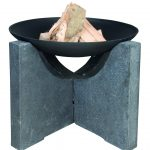 Premier San Mateo Firebowl with Granite Stand