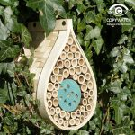 Wildlife World Dewdrop Bee & Bug Hotel