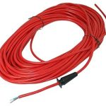 10m Extension Cable for Bosch Electric UniveralRotak and AdvancedRotak Lawnmower