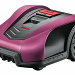 Fushia Top Cover for Bosch Indego Robotic Lawnmower
