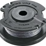Spool with 4.5m 1.6mm Line for Bosch EasyGrassCut Electric Grass Trimmer