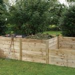 Forest Garden Slot Down Compost Bin Extension Kit