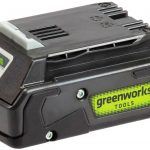 Greenworks G24B2 24V 2AH Sanyo battery