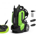Greenworks G50 Pressure Washer