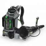 Ego LB6000E-K1103 Cordless Backpack Leaf Blower (With 10Ah Battery & Rapid Charger)