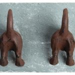 Fallen Fruits Dog Tail Hooks