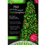 Premier Treebrights 750 Red And Green Mix Led's