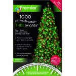 Premier Treebrights 1000 Red And Green Mix Led's