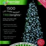 Premier 1500 Multi Action LED Treebrights With Timer (White)