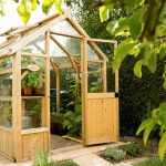 Forest Garden Vale Greenhouse 8×6 (Installation Included)