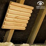 Wildlife World Simon King Bat Rack Roost