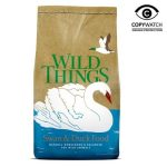 Wildlife World Wildthings Swan & Duck Food 5Kg