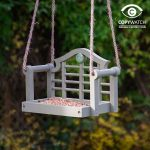 Wildlife World National Trust Luytens Swing Seat Feeder