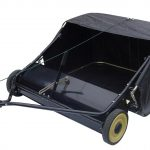 The Handy 38″ Towed Lawn Sweeper