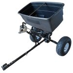 The Handy 80kg Towed Broadcast Spreader