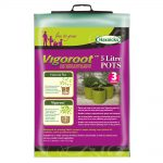 Haxnicks Vigoroot Pots 5L (3 Pack)