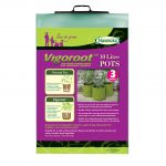 Haxnicks Vigoroot Pots 10L (3 Pack)
