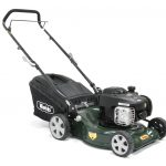 Webb R16HP 16″ Push Steel Deck Petrol Rotary Mower