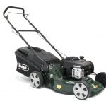 Webb R18HP 18″ Push Steel Deck Petrol Rotary Mower