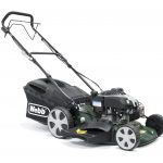 Webb R18SPES 18″ Self Propelled Steel Deck Electric Start Petrol Rotary Mower