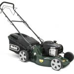 Webb R18SP 18″ Self Propelled Steel Deck Petrol Rotary Mower