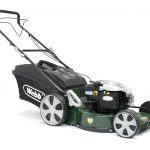 Webb R19A 19″ Self Propelled Alloy Deck Petrol Rotary Mower
