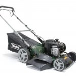 Webb R46HW 18″ Self Propelled Steel Deck Petrol Rotary Mower