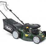 Webb R46SP 18″ Self Propelled Steel Deck Petrol Rotary Mower