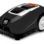 Cobra Mowbot 1200 28v Robotic Lawn Mower (Black)