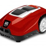 Cobra Mowbot 1200 28v Robotic Lawn Mower (Metallic Red)