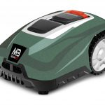 Cobra Mowbot 800 28v Robotic Lawn Mower (Metallic Green)