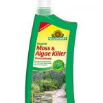 Neudorff Organic Fast Acting Moss and Algae Killer Conc. – 1L