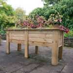 Forest Garden Deep Root Planter 1.8m