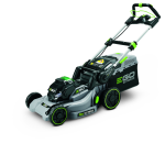 Ego LM1903E-SP 47cm Self Propelled 56V Cordless Lawnmower (with 5.0AH Battery & Rapid Charger)