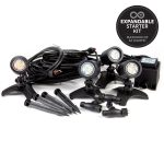 Ellumiรจre 4 x Small Spotlight STARTER KIT