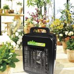 Bio Green Tropic 2.0KW Electric Greenhouse Heater with Built-In Thermostat