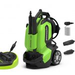 Greenworks G40 Pressure Washer