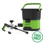 Greenworks 40V Cordless Pressure Washer (No Battery or Charger)