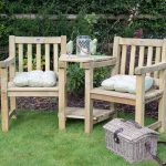 Forest Garden Harvington Love Seat