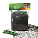 Interpet 6 x 4m Clearview Black Pond Net