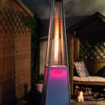 Lifestyle Tahiti Flame 13kw Colour Changing LED Patio Heater
