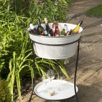 Lifestyle White Alpine Ice Bucket